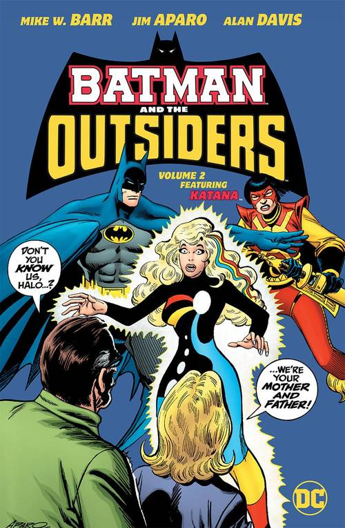 Batman & The Outsiders Hardcover 02