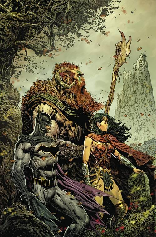 Brave & The Bold Batman & Wonder Woman