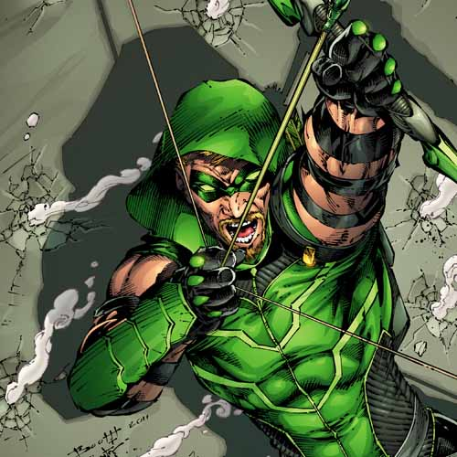 Sub dc greenarrow