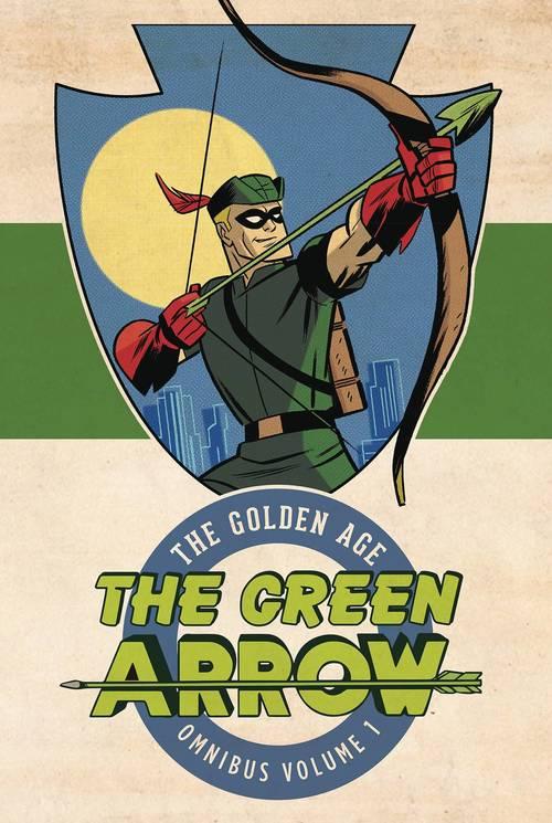 Sub dc greenarrowgoldenageomnibushc01