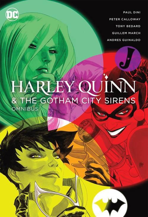 Harley Quinn & The Gotham City Sirens Omnibus Hardcover