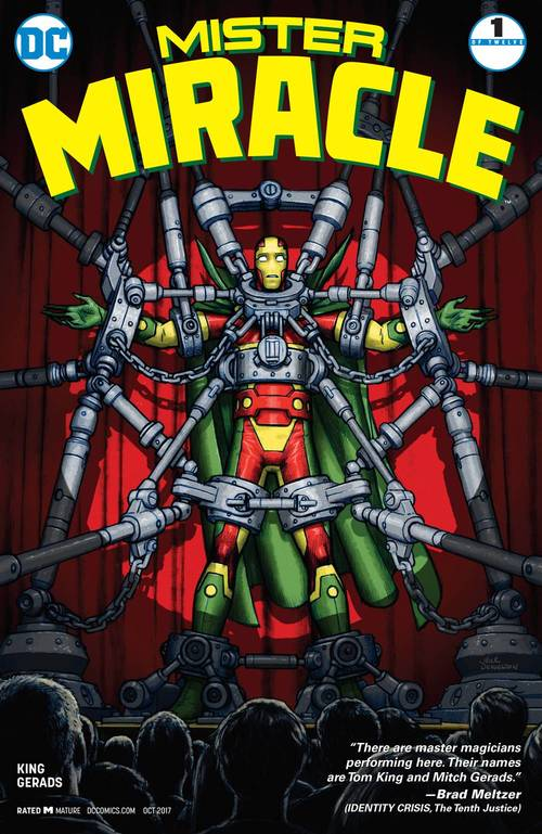 Sub dc mistermiracle
