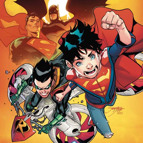 Sub dc supersons