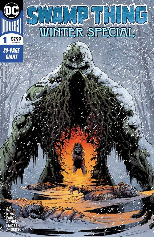 Sub dc swampthingwinterspecial