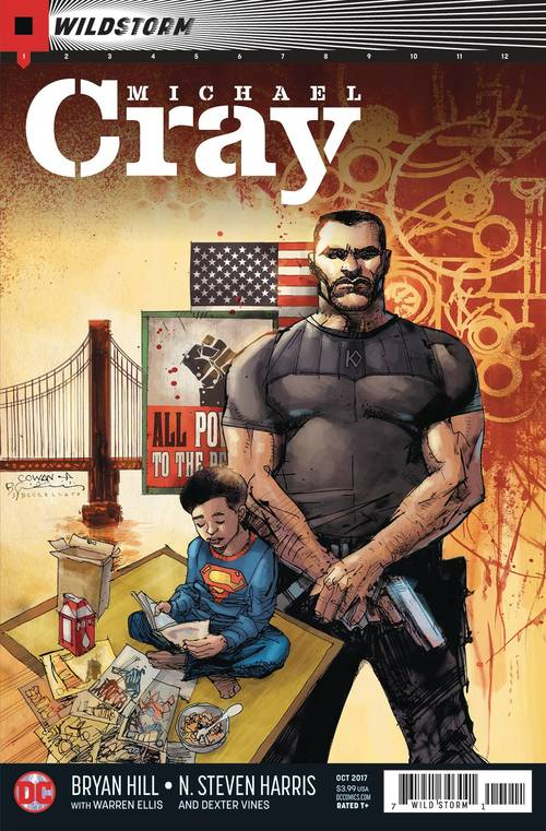 Wildstorm Michael Cray