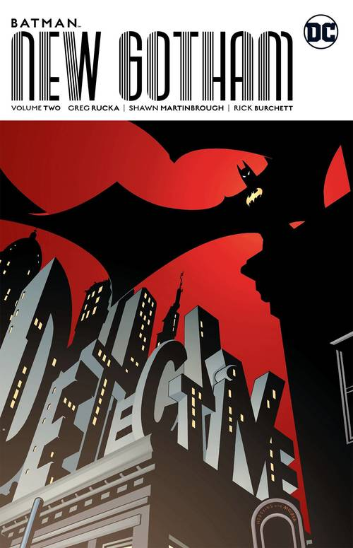 Batman New Gotham TPB 02