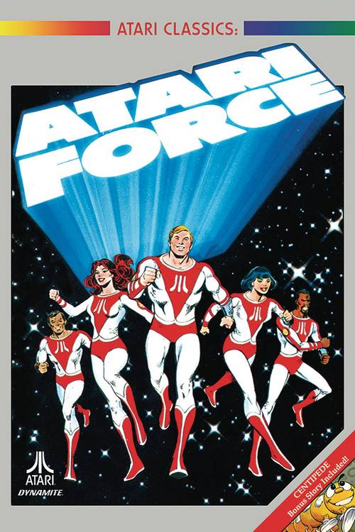 Atari Classics Atari Force Mini TPB