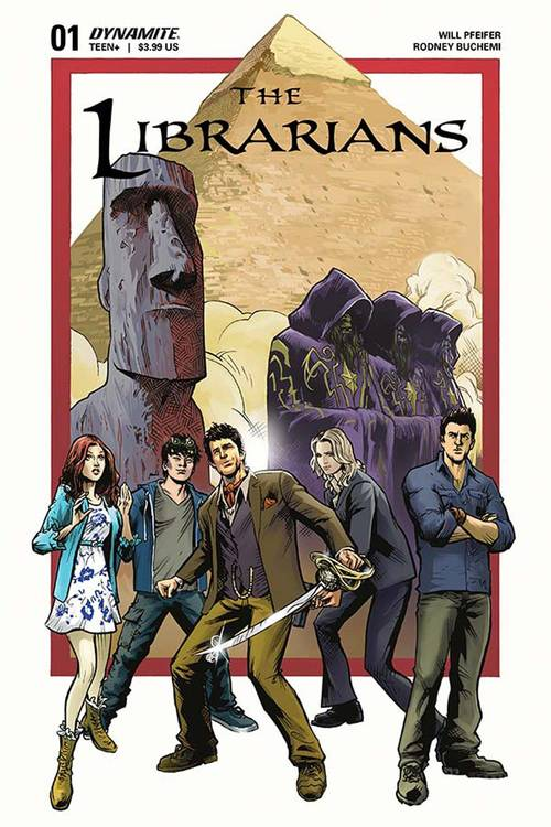 Sub de librarians