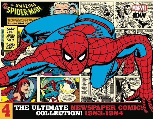 Sub idw amazingspidermanultimatenewspapercomicshc