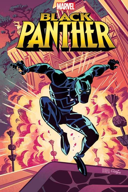 Marvel Action Black Panther