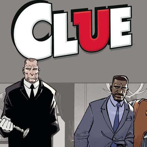 Sub idw clue