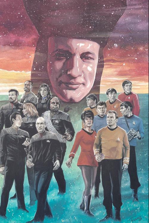 Star Trek Q Conflict