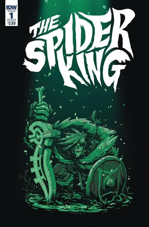 Sub idw spiderking