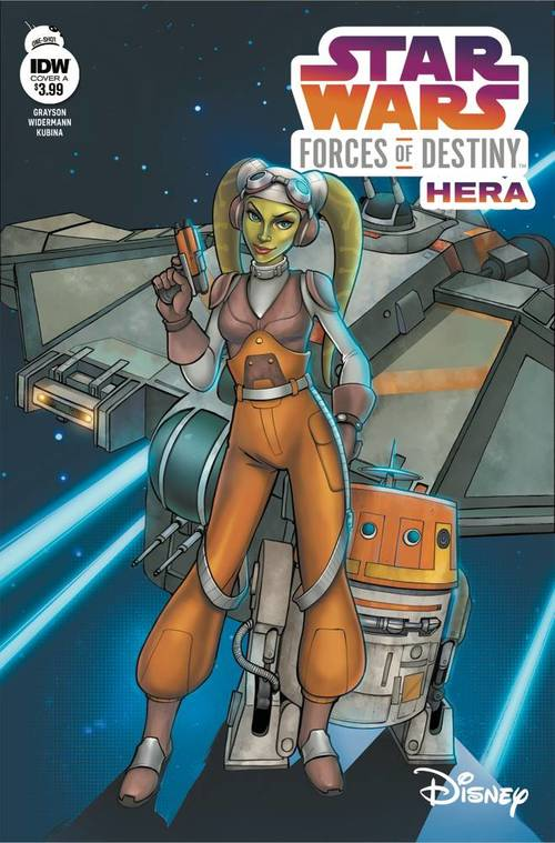 Star Wars Adv Forces Of Destiny Hera