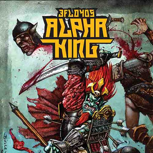 3 Floyds Alpha King  (Mature)