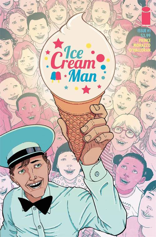 Ice Cream Man (Mature)