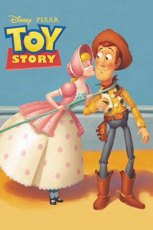 Sub joebooks toystory