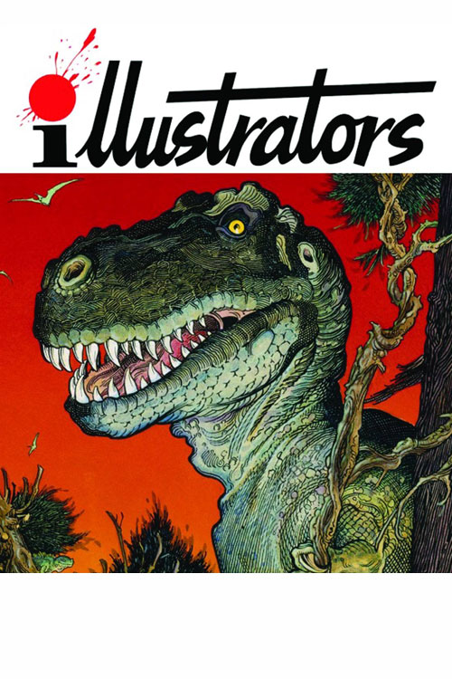 Sub mag illustrators