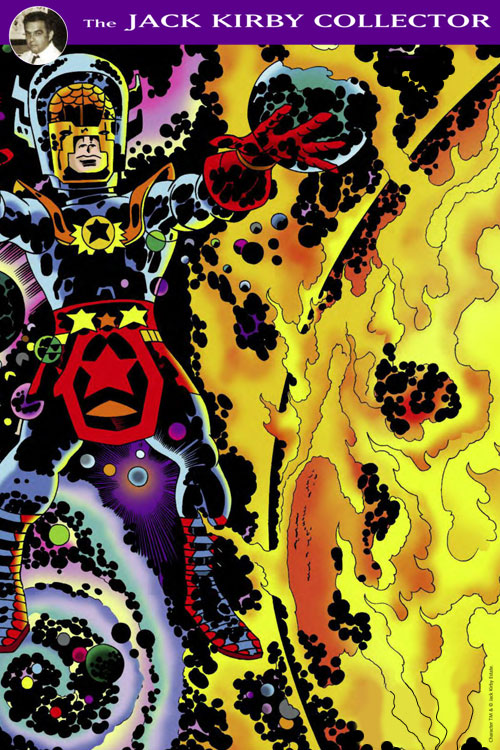 Jack Kirby Collector