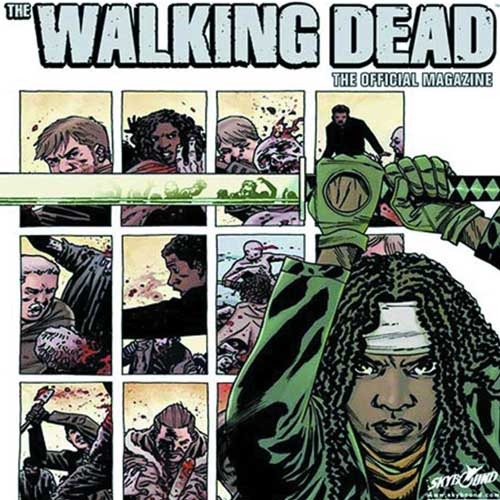 Sub magazine walkingdeadoff
