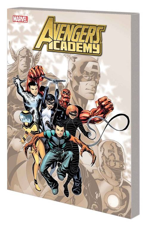 Avengers Academy TPB 01 Complete Collection