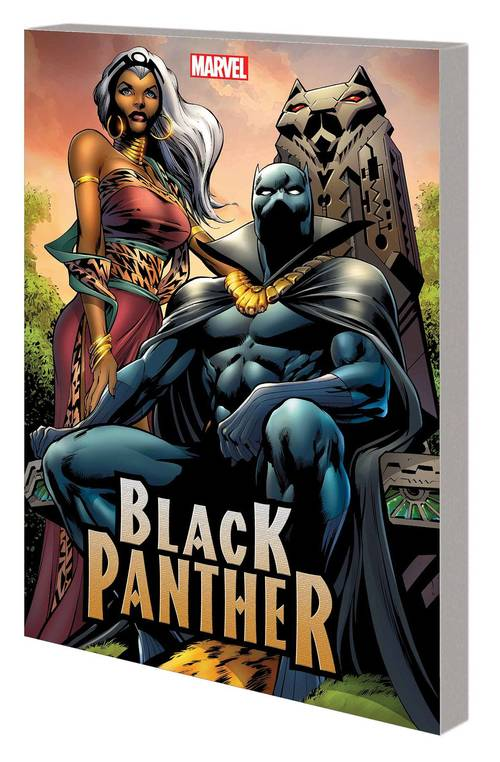 Black Panther By Hudlin TPB 03 Complete Collection
