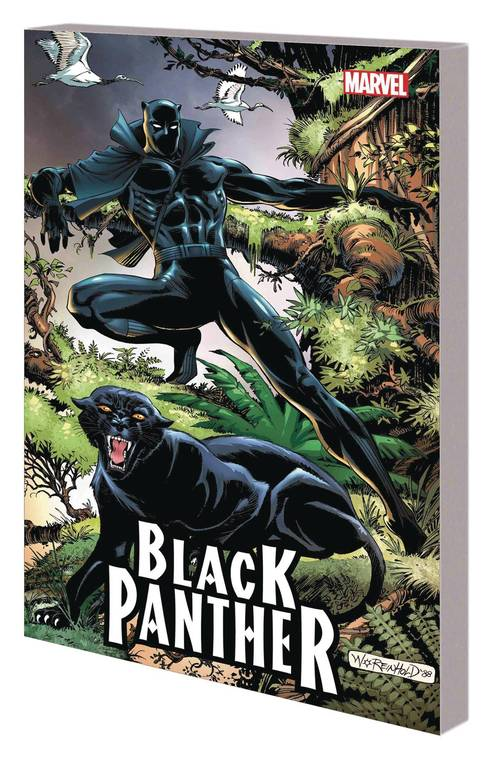 Sub marvel blackpantherpanthersquesttpb