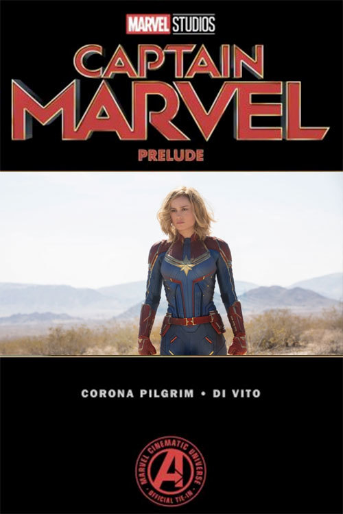 Marvels Captain Marvel Prelude TPB