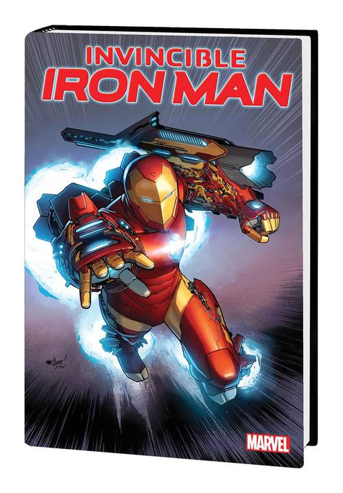 Invincible Iron Man By Bendis Hardcover