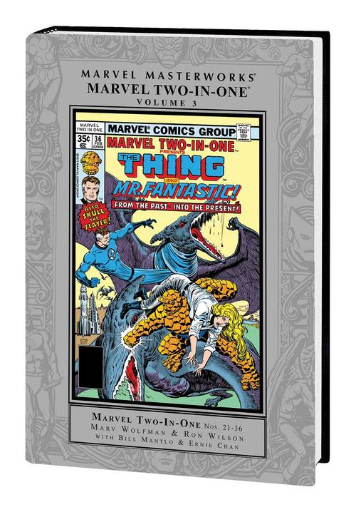 Mmw Marvel Two In One Hardcover 03