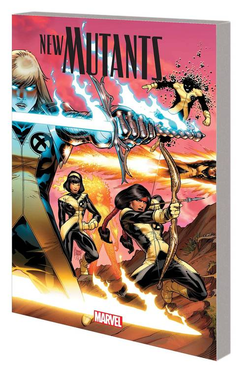 New Mutants By Zeb Wells TPB Complete Collection