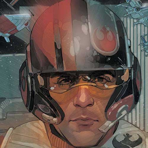 Star Wars Poe Dameron