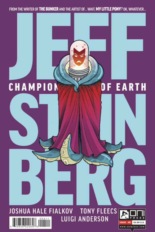 Jeff Steinberg Champion Of Earth (Mature)