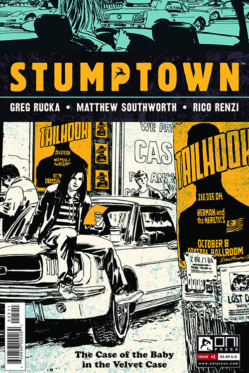 Sub oni stumptown