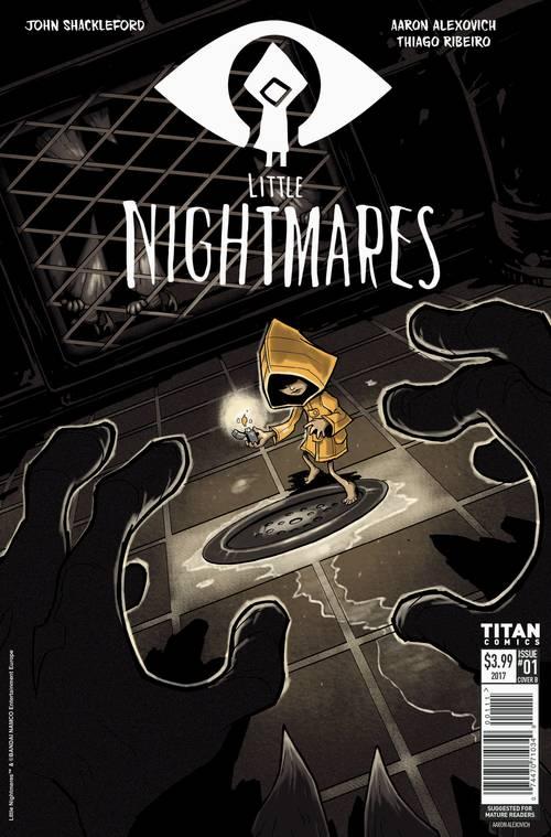 Sub titan littlenightmares