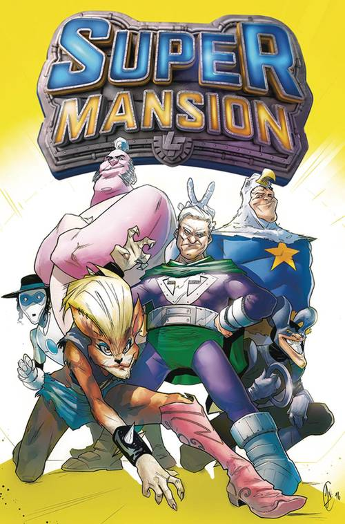 Sub titan supermansion