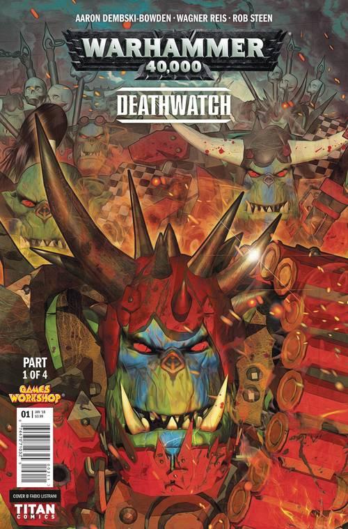Sub titan warhammer40kdeathwatch