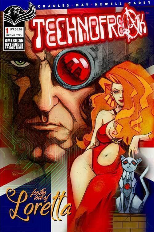 Technofreak