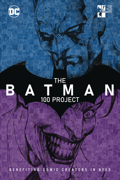 The hero initiative batman 100 project softcover 20200826