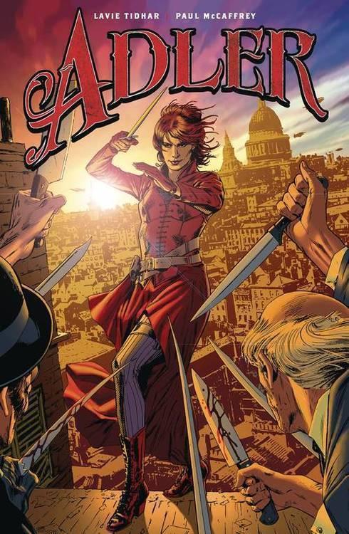Titan comics adler 20191127