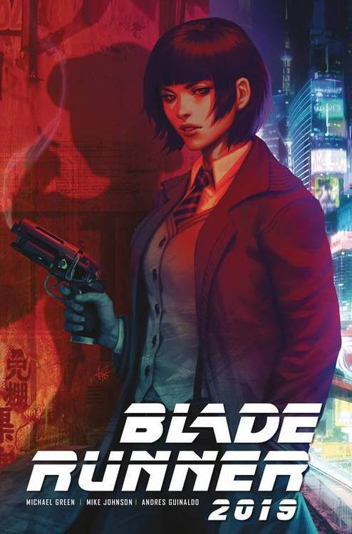 Titan comics blade runner 2019 mature 20190424