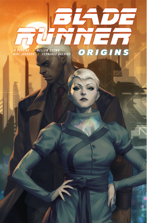 Titan comics blade runner origins 20201125