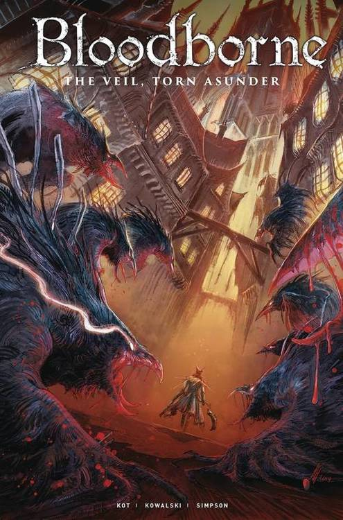 Titan comics bloodborne 20191016 jhu comic books