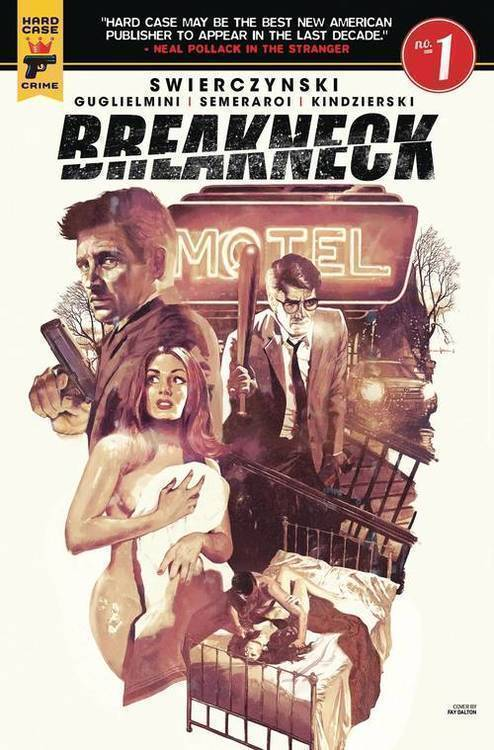 Titan comics breakneck 20180928
