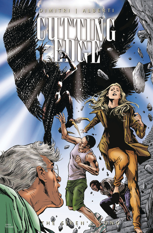 Titan comics cutting edge sirens song mature 20200826