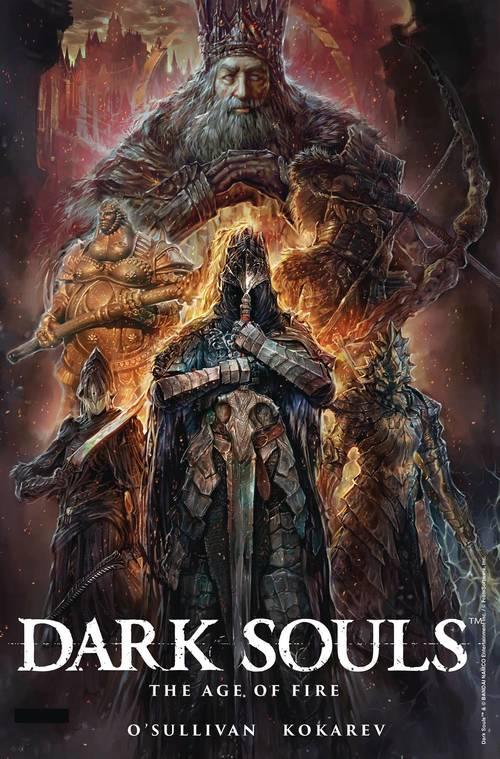 Titan comics dark souls age of fire 20180302