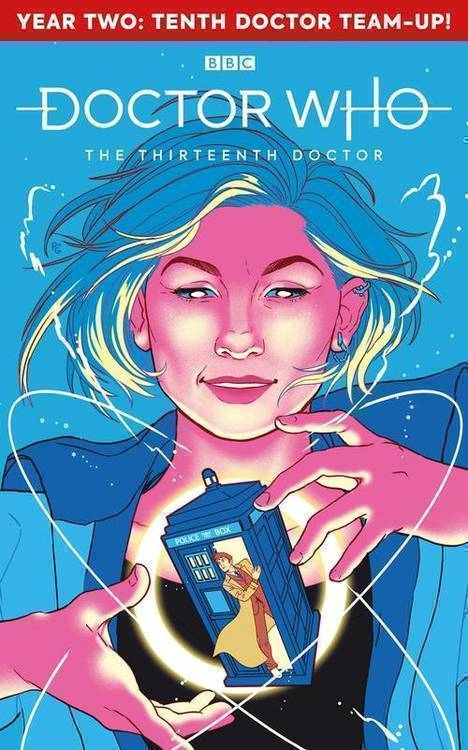 Titan comics doctor who 13th season two 20191031