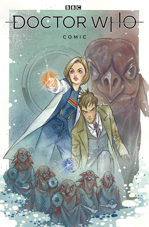 Titan comics doctor who comics 20200826