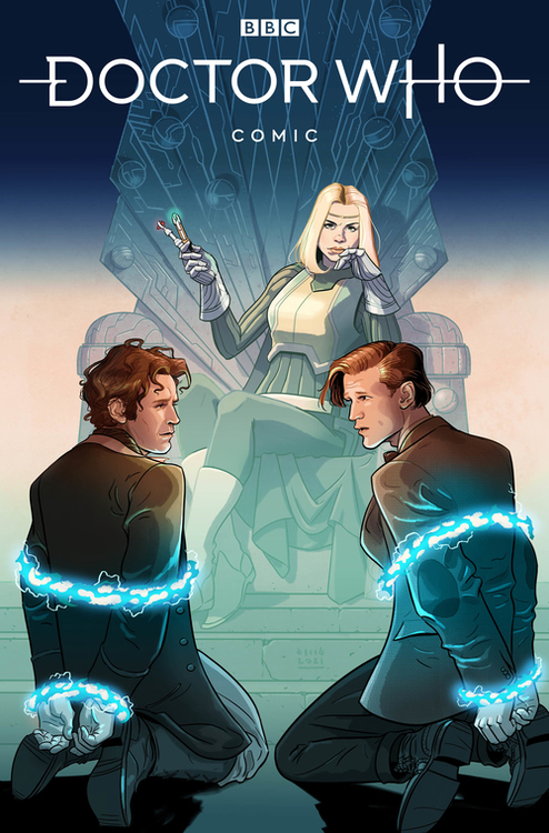 Doctor Who Empire Of Wolf