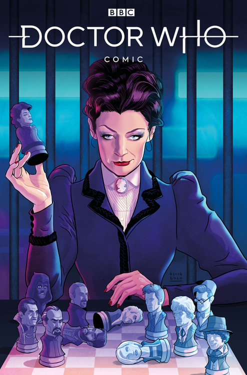 Titan comics doctor who missy 20210126